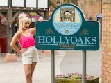 Jorgie Porter as Theresa McQueen in Hollyoaks