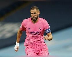 Real Madrid injury, suspension list vs. Real Sociedad
