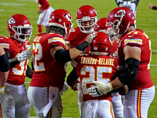 Result: Champions Kansas City Chiefs kick off new season with win over Texans