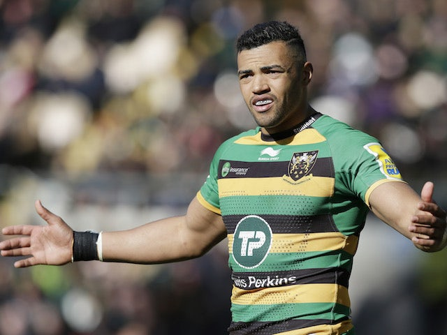 Luther Burrell has