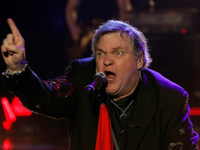 Meat Loaf pictured in 2011