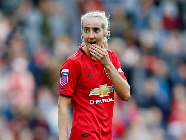 Man United's Millie Turner receives apology from Adidas over name gaffe