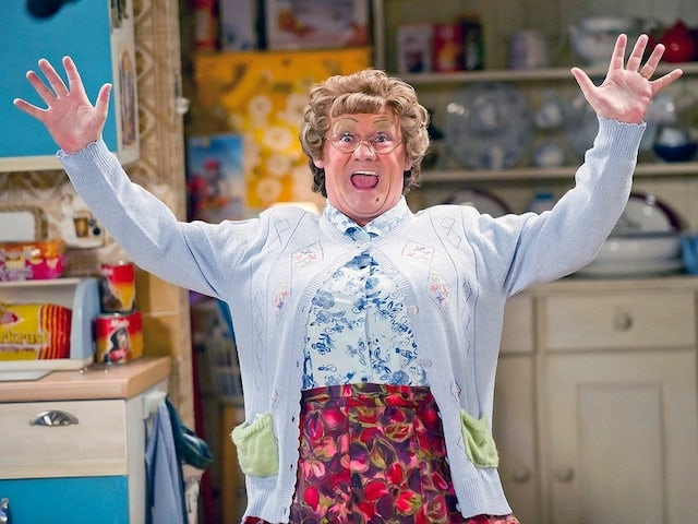 Mrs Brown's Boys to return this Christmas?