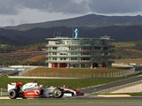 Portimao F1 racetrack pictured 2009