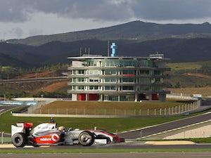 Friday's Formula 1 news roundup