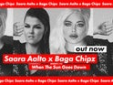 Saara Aalto and Baga Chipz artwork