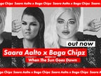 Listen: Saara Aalto collaborates with Baga Chipz on new single