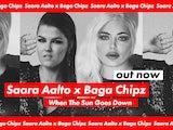 Saara Aalto and Baga Chipz artwork