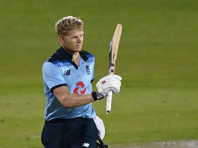Sam Billings hoping for more England chances after ton against Australia