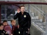 Scotland Under-21s boss Scot Gemmill pictured in October 2018