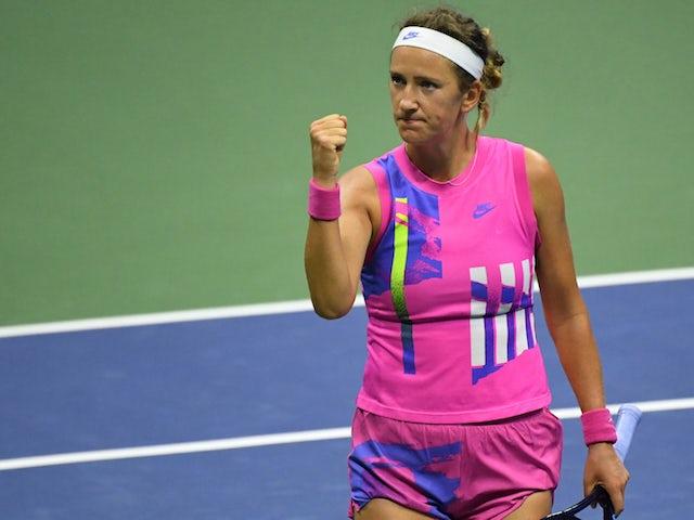 Italian Open roundup: Victoria Azarenka into quarter-finals after Daria Kasatkina retirement