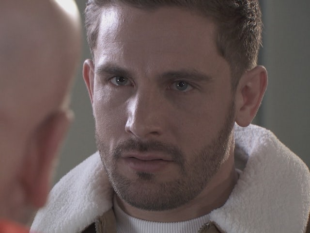 Brody on Hollyoaks on September 22, 2020