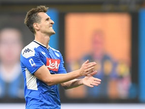 Spurs revive talks for Arkadiusz Milik?