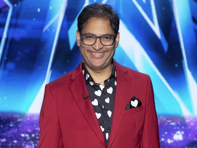 Bhim Niroula on the third semi-final of Britain's Got Talent series 14