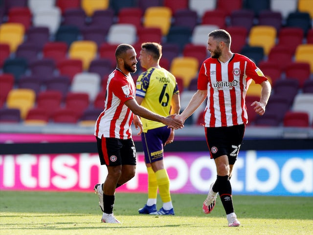 Result: Brentford off to winning start in new stadium
