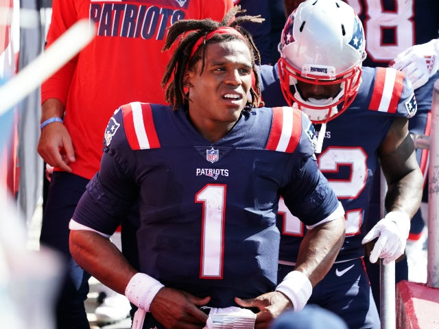 NFL roundup: Cam Newton stars in first game for New England Patriots