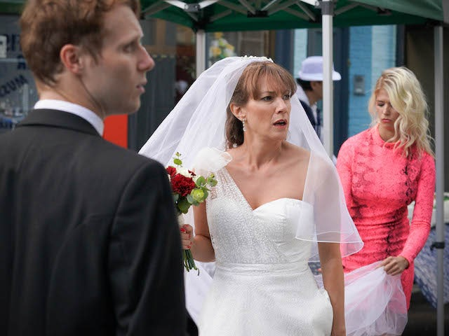 Rainie on EastEnders on September 29, 2020
