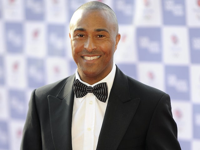 Colin Jackson signs up for Dancing On Ice?