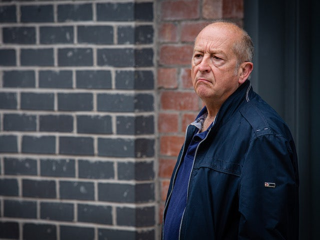 Coronation Street's Ian Bartholomew: 'Playing Geoff has been upsetting'