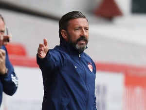 Derek McInnes demands more from in-form Aberdeen