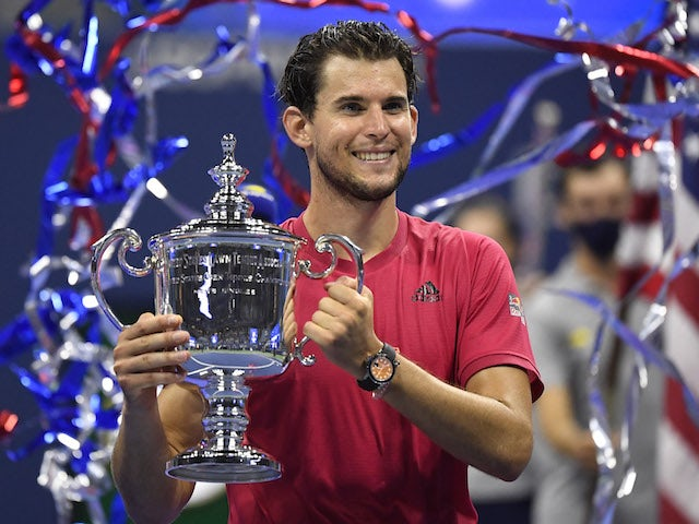 Result: Dominic Thiem comes from two sets down to beat Alexander Zverev in US Open final