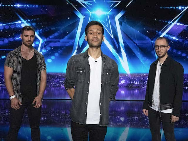 Ember Trio on the third semi-final of Britain's Got Talent series 14