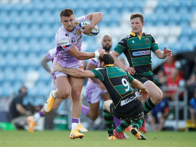 Result: Exeter breeze past Northampton to reach first Champions Cup semi-final