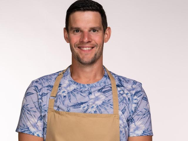Dave on Great British Bake Off series 11