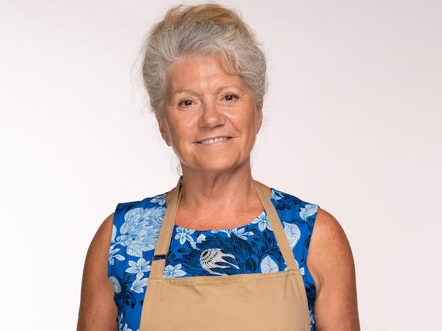 Linda on Great British Bake Off series 11