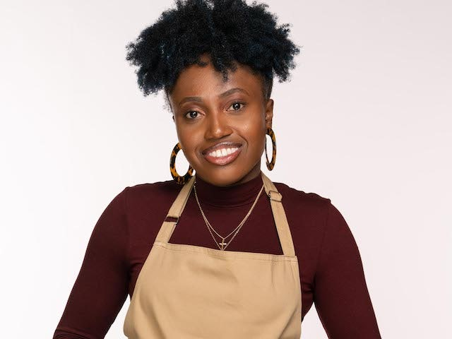 Loriea on Great British Bake Off series 11