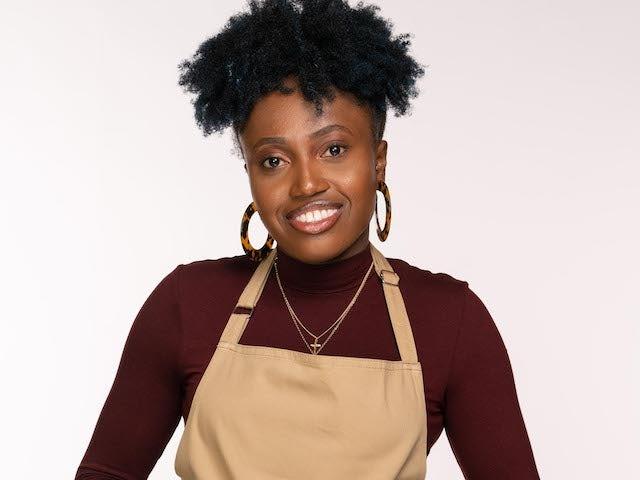 Loriea on Great British Bake Off series 11