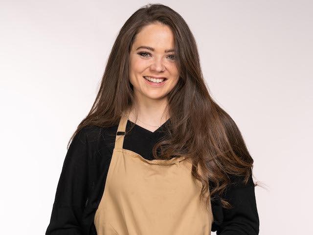 Lottie on Great British Bake Off series 11