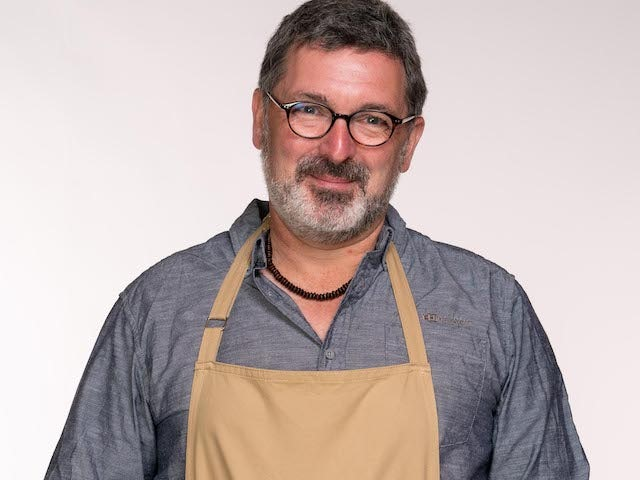 Marc on Great British Bake Off series 11