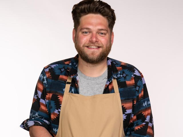 Mark on Great British Bake Off series 11