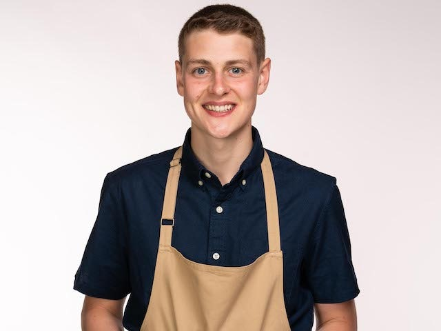 Peter on Great British Bake Off series 11