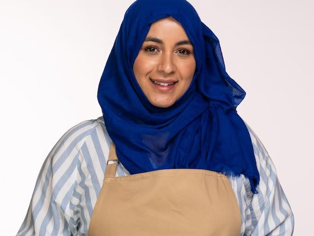 Sura on Great British Bake Off series 11