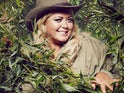 Gemma Collins on I'm A Celebrity in 2014
