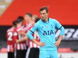 Spurs injury, suspension list vs. Lokomotiv Plovdiv