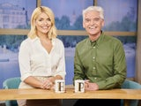 Holly Willoughby and Phillip Schofield on This Morning, 2019
