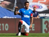 Rangers captain James Tavernier pictured in August 2020
