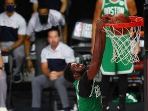 Jaylen Brown helps Boston Celtics make up ground on Miami Heat