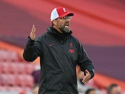 Liverpool manager Jurgen Klopp pictured on September 12, 2020