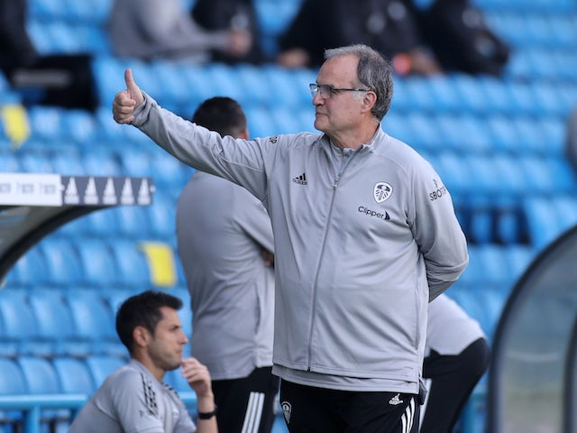 Marcelo Bielsa: 'Doing the right thing will always be important'