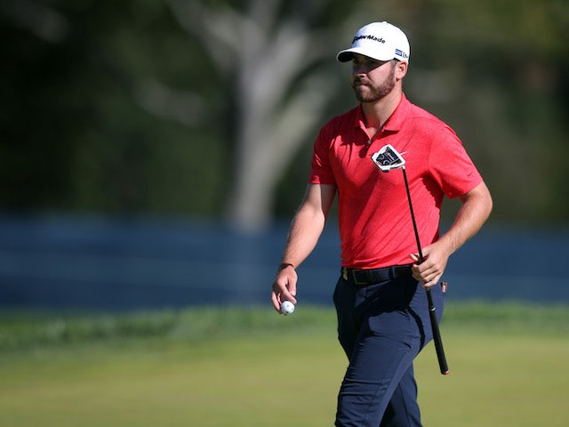Matthew Wolff storms into two-shot lead in debut US Open