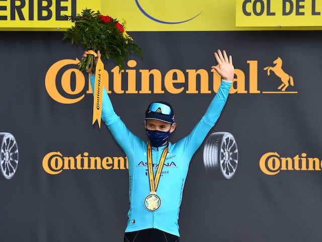 Result: Miguel Angel Lopez wins stage 17 of Tour de France