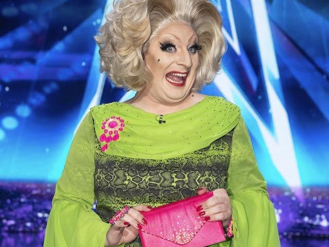Myra Dubois on the third semi-final of Britain's Got Talent series 14
