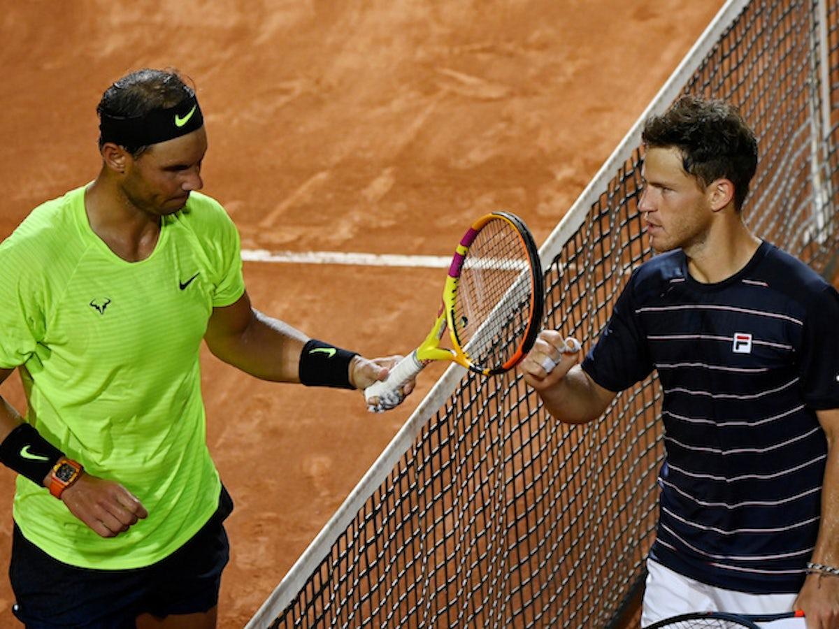 Result Diego Schwartzman Knocks Rafael Nadal Out Of Italian Open Sports Mole