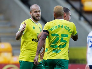 Norwich earn late point against Preston in front of 1,000 fans