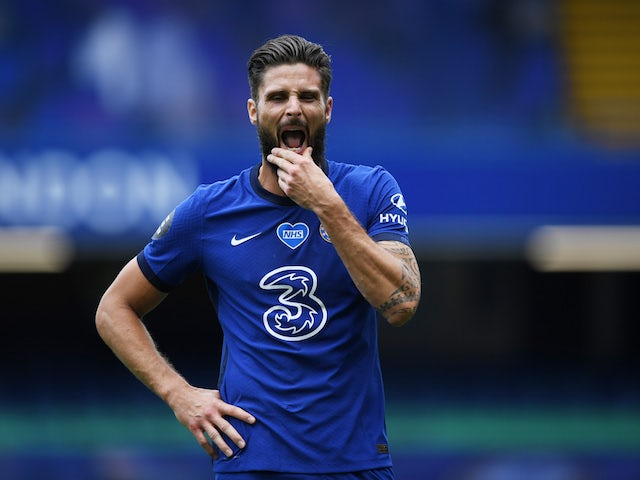 Giroud details Lampard talks that convinced him to stay