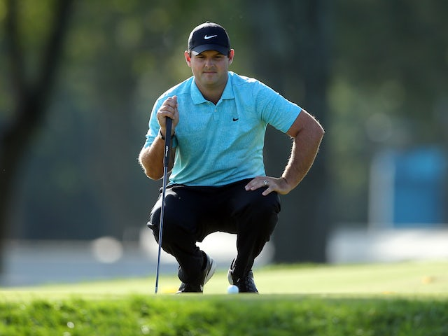 Patrick Reed benefitting from lack of fans at US Open